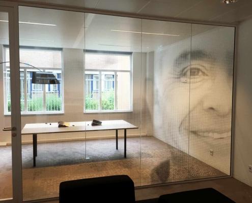 Glass Manifestation Kent | Optically Clear